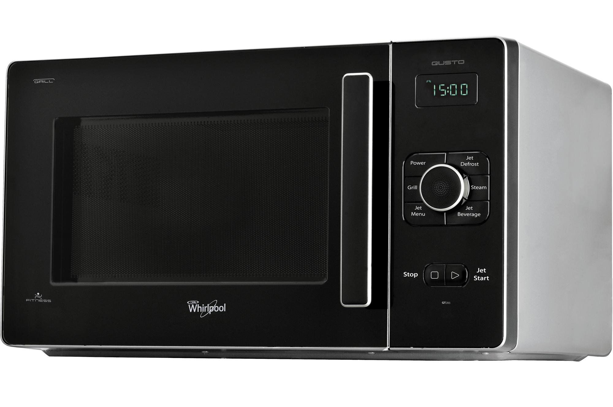 Whirlpool gusto gt283 qui trovate la recensione con le foto - Cucinare con il microonde whirlpool ...